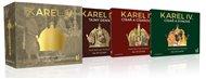 KAREL IV. - kompletní trilogie