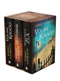 Cormoran Strike - BOX