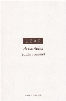 Obálka titulu Aristotelés. Touha rozumět