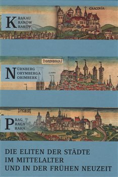 Obálka titulu Krakau – Nürnberg – Prag