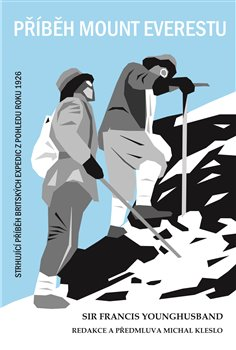 Obálka titulu Příběh Mount Everestu