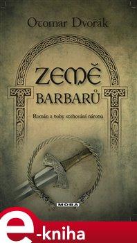Obálka titulu Země barbarů