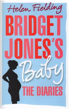 Obálka titulu Bridget Jones´s Baby: The Diaries