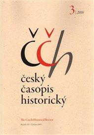 Český časopis historický 3/2016