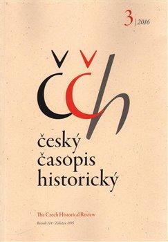 Obálka titulu Český časopis historický 3/2016