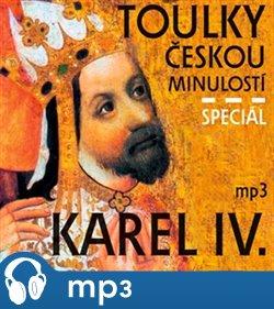 Obálka titulu Toulky českou minulostí speciál Karel IV.