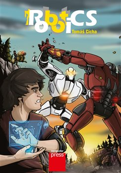 Obálka titulu RobotiCS