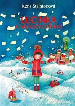 Obálka titulu Lucinka a vánoční přání