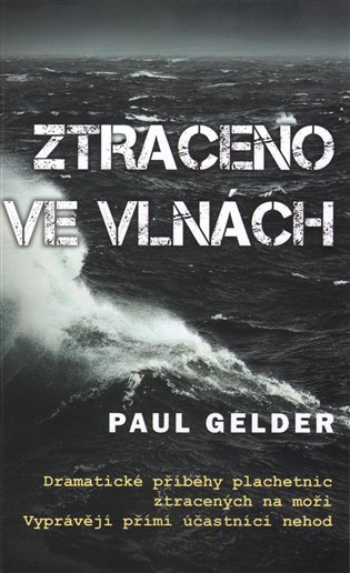 Ztraceno ve vlnách - Paul Gelder | Booksquad.ink