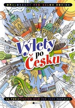 Obálka titulu Výlety po česku