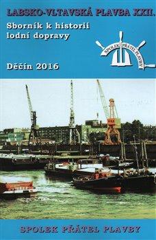 Obálka titulu Sborník k historii lodní dopravy 2016