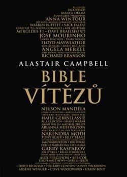 Obálka titulu Bible vítězů