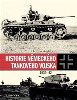 Obálka titulu Historie německého tankového vojska