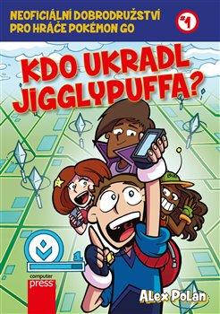 Obálka titulu Kdo ukradl Jigglypuffa?