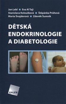 Obálka titulu Dětská endokrinologie a diabetologie