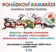 Pohádkoví kamarádi ilustrátora Zdeňka Smetany