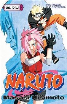 Obálka titulu Naruto 30: Sakura a Babi Čijo