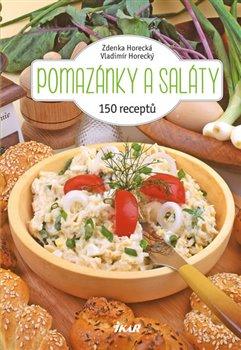 Obálka titulu Pomazánky a saláty