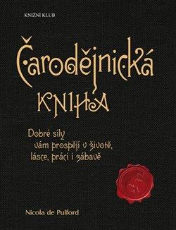 Obálka titulu Čarodějnická kniha