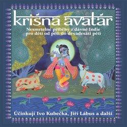Obálka titulu Krišna Avatár