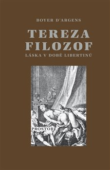 Obálka titulu Tereza filozof