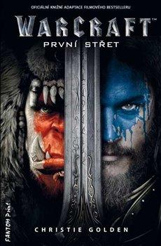 Obálka titulu Warcraft - První střet