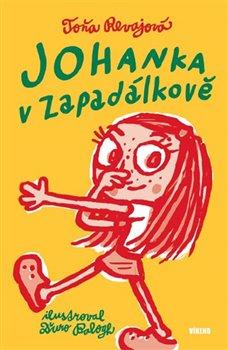 Obálka titulu Johanka v Zapadálkově
