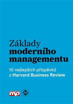 Obálka titulu Základy moderního managementu