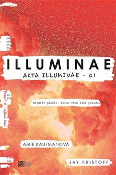 Obálka titulu Illuminae