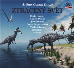 Ztracený svět, CD - Arthur Conan Doyle