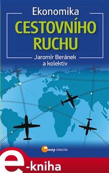 Obálka titulu Ekonomika cestovního ruchu