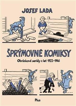 Obálka titulu Šprýmovné komiksy
