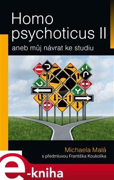 Obálka titulu Homo psychoticus II