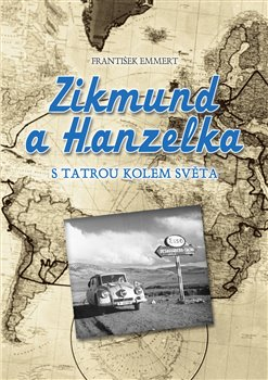Obálka titulu Zikmund a Hanzelka