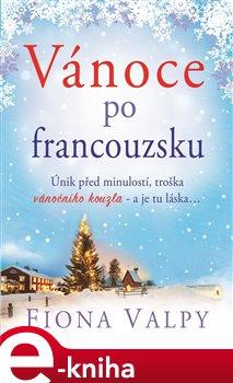 Obálka titulu Vánoce po francouzsku