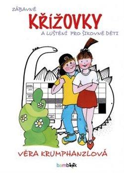 Obálka titulu Zábavné křížovky a luštění pro šikovné děti
