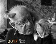 Kalendář Daniel Reynek 2017 - stolní