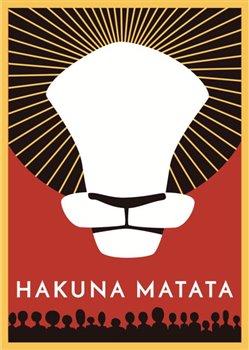 Obálka titulu Hakuna Matata