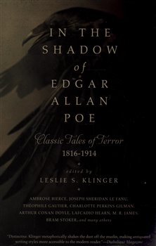 Obálka titulu In the Shadow of Edgar Allan Poe