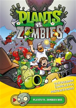 Obálka titulu Plants vs. Zombies - Box