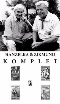 Obálka titulu Komplet – Hanzelka & Zikmund