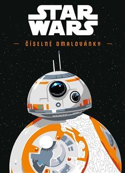 Obálka titulu Star Wars: Číselné omalovánky