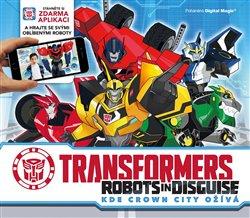 Obálka titulu Transformers - Robots in Disguise