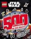 Obálka knihy Lego Star Wars