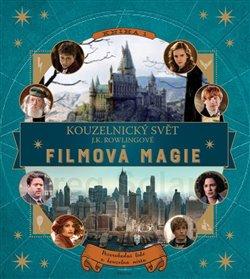 Obálka titulu Kouzelnický svět J. K. Rowlingové