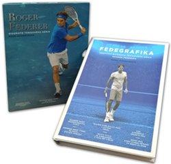 Obálka titulu Roger Federer Biografie tenisového génia