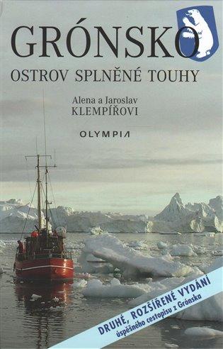 Grónsko - ostrov splněné touhy - Jaroslav Klempíř,   Replicamaglie.com