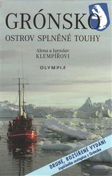 Obálka titulu Grónsko - ostrov splněné touhy