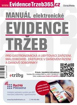 Obálka titulu Manuál elektronické evidence tržeb