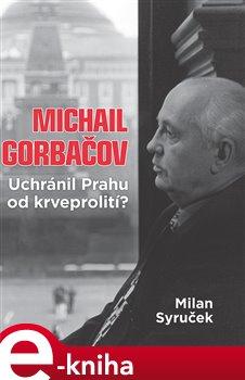 Obálka titulu Michail Gorbačov